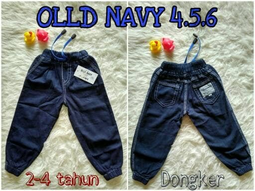harga Celana anak joger jeans old navy Tokopedia.com