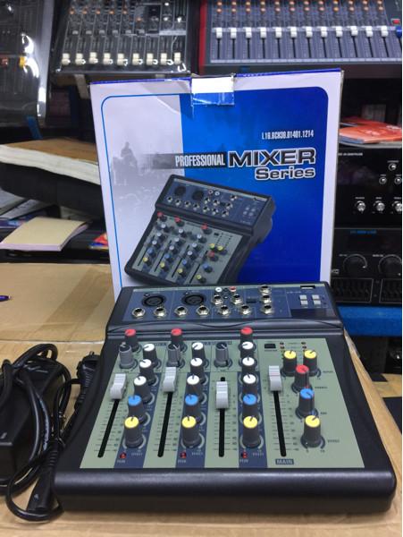 harga Audio mixer ld4s Tokopedia.com