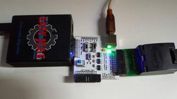 Jual Adapter Z3X Easy JTAG Box Direct ISP Emmc & utk Panda Emate UFI Socket  - Kota Bekasi - smart connect   Tokopedia