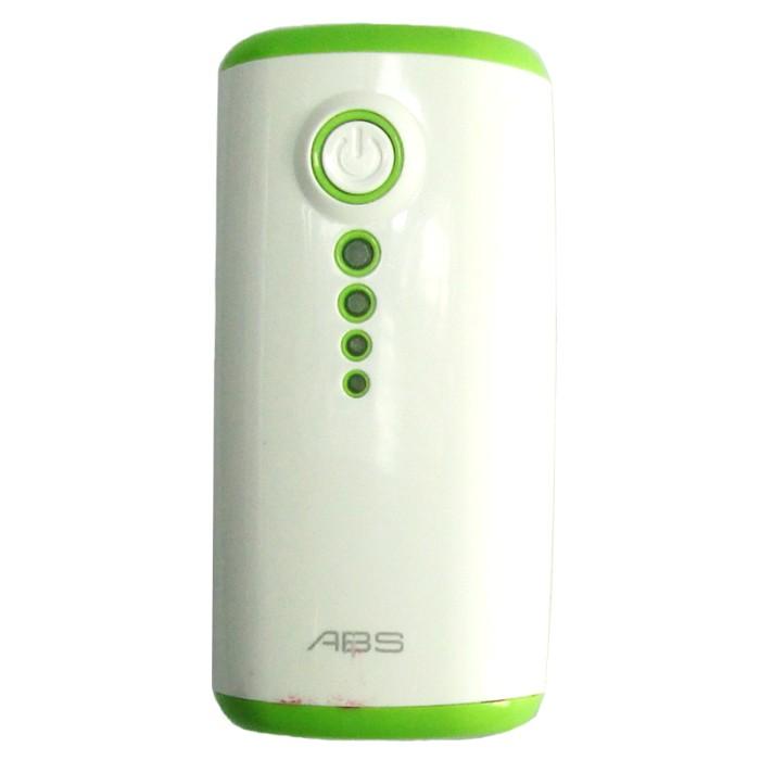 Mediatech power bank cuties 5600mah - hijau ( 63019 )