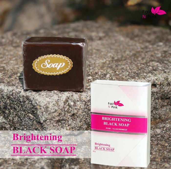 harga Sabun Fair N Pink / Fairnpink Brightening Black Soap Tokopedia.com
