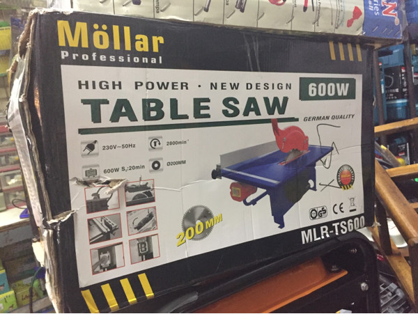 harga Mollar table saw mlr-ts600 8  / table circular saw Tokopedia.com