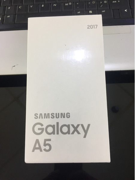 harga Samsung a5 2017 32gb gold ( new ) Tokopedia.com
