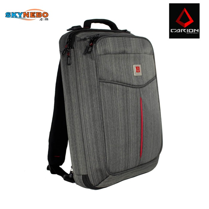 harga Tas ransel backpack laptop carion|competitor of bodypack eiger palazzo Tokopedia.com
