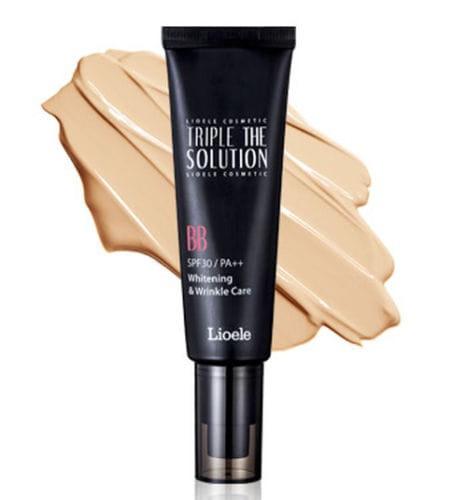 harga Lioele triple solution bb cream 50 ml Tokopedia.com