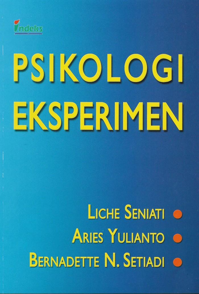harga Psikologi eksperimen - liche seniati Tokopedia.com