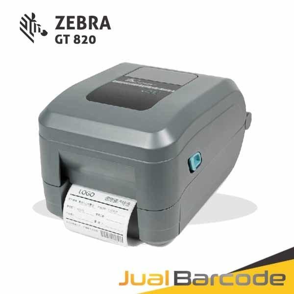 harga Barcode printer zebra gt-820 - printer barcode zebra gt 820 Tokopedia.com