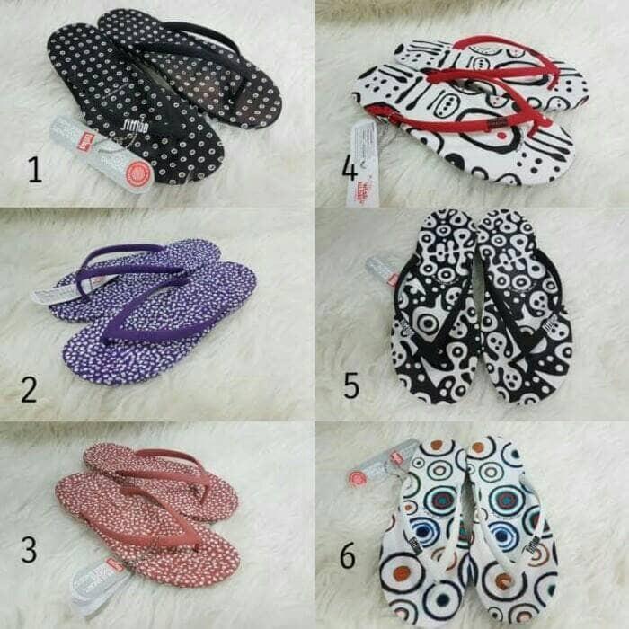 harga Sandal jepit wanita fitflop sandals Tokopedia.com