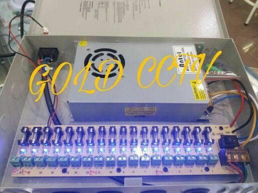 harga Power supply cctv central panel box 12v 20a Tokopedia.com