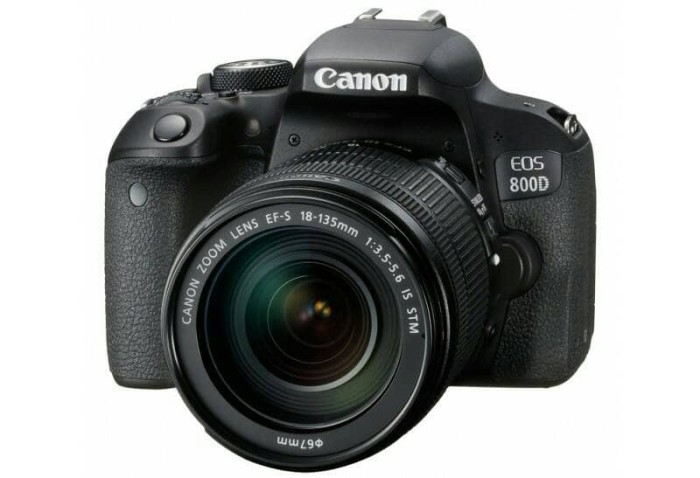 harga Canon eos 800d kit 18-135mm is stm wifi Tokopedia.com
