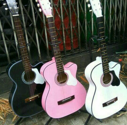 Jual Gitar Akustik Yamaha Free Tas Dan Pick Gitar Untuk