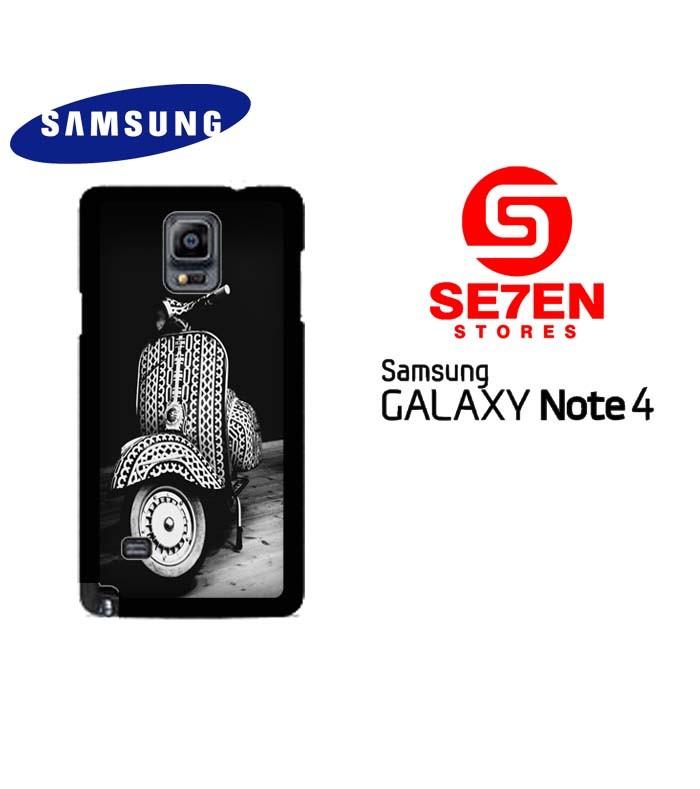 harga Casing samsung galaxy note 4 vespa custom hardcase Tokopedia.com