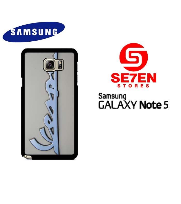harga Casing samsung galaxy note 5 vespa logo 2 custom hardcase Tokopedia.com