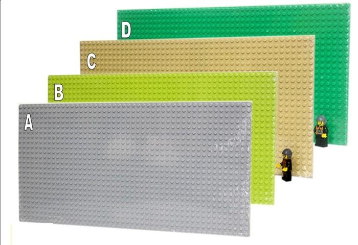 harga Baseplate wange 8804 untuk brick classic bukan duplo Tokopedia.com