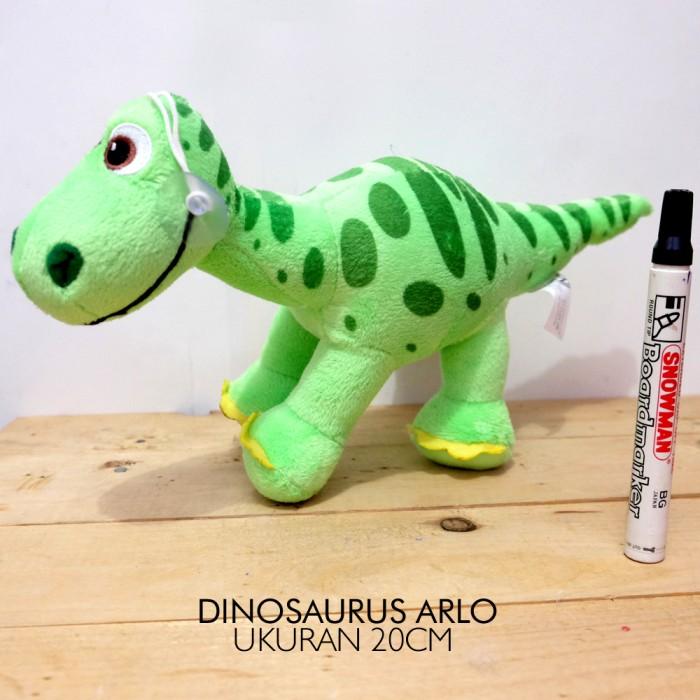 Foto Produk boneka dinosaurus arlo pixar 20cm impor dari unyu-unyu boneka