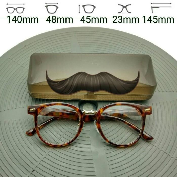 Frame kacamata 5123 tortoise kacamata wanita kacamata korea 727aea0857