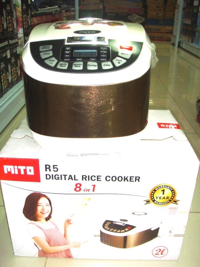 Foto Produk rice cooker mito R5 8in 1 dari Grand Story