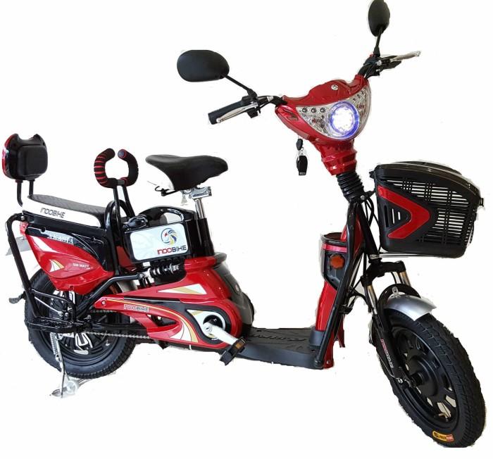 Sepeda Listrik dan Spareparts IndoBike Akasia
