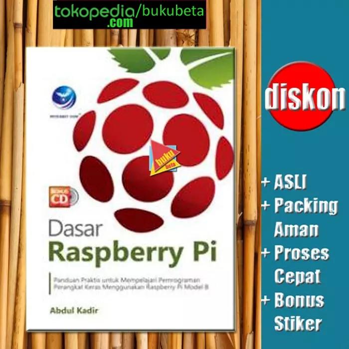 harga Dasar raspberry pi - abdul kadir Tokopedia.com