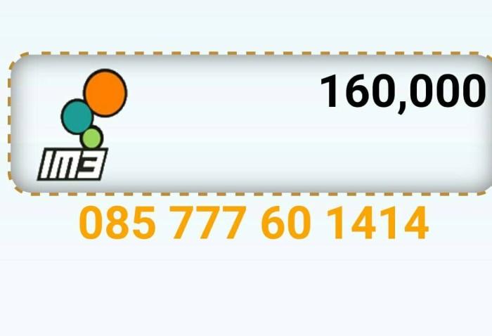 harga Nomor cantik indosat im3 085777-60- seri double ab 14 14 super hoki Tokopedia.com