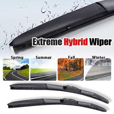 harga Wiper hybrid premium nissan march - 1 set 22-14 Tokopedia.com