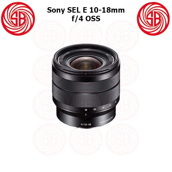 harga Lensa sony sel 10-18 mm f4 ; sony lens sel 10-18mm f 4 ; sel1018 e oss Tokopedia.com