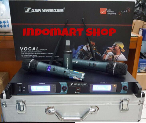 harga Mic wireless sennheiser e912s Tokopedia.com