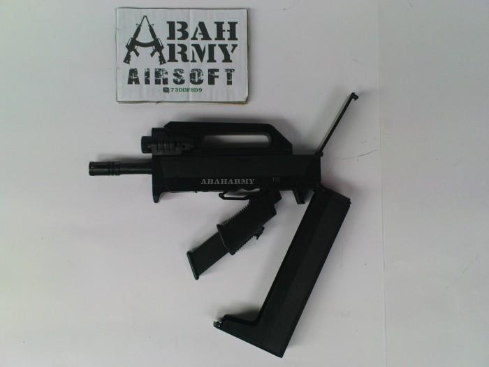 harga Fmg (folding Magpul Glock) Mainan Kokang Tokopedia.com