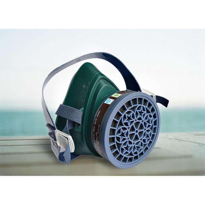 harga Masker gas respirator - masker cat baoweikang Tokopedia.com