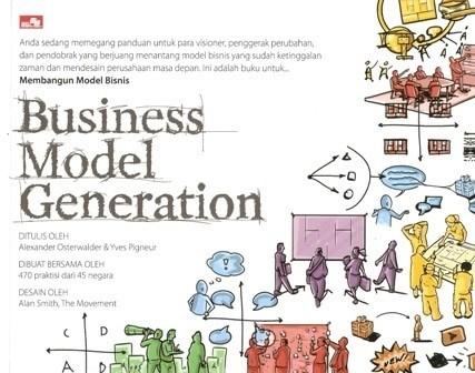 harga Baru buku business model generation . alexander osterwalder Tokopedia.com