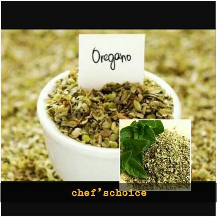 Oregano Dried 100 gram