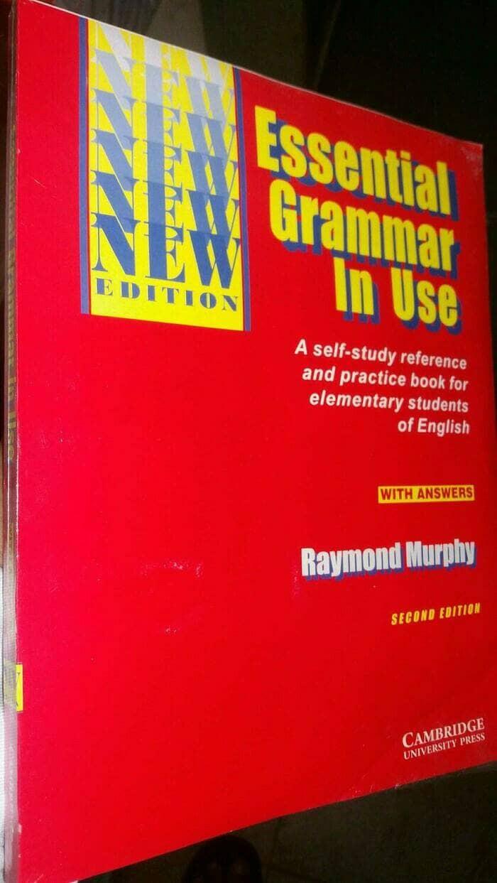 harga Essential grammar in use raymond murphy Tokopedia.com