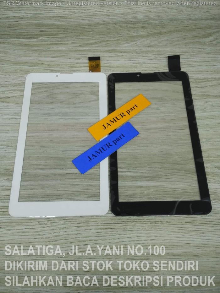 harga Touchscreen evercoss at1g/at7j+/mito t81/mito t66 Tokopedia.com