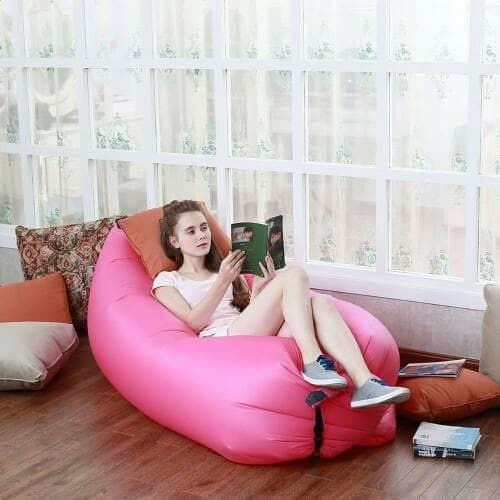 harga Sofa angin santai / sofa balon / kursi angin Tokopedia.com