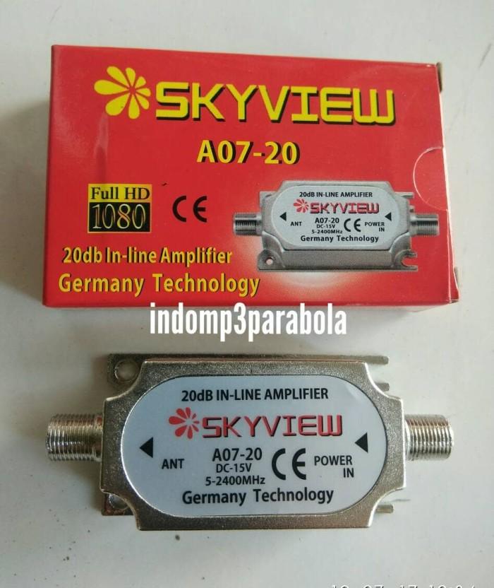harga Inline amplifier Tokopedia.com