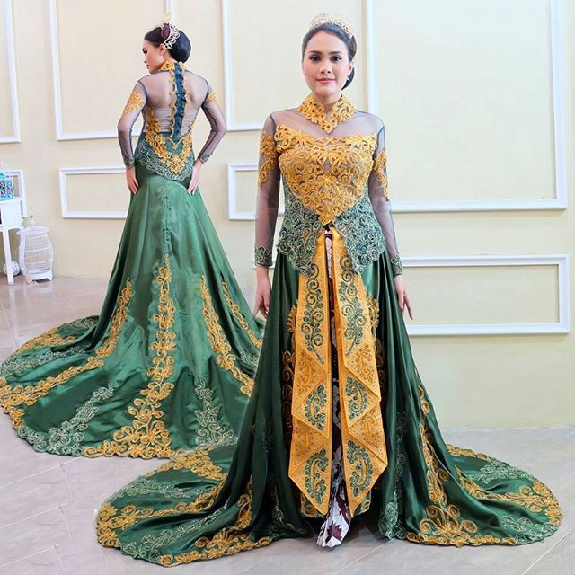 Jual Model Kebaya Modern Kebaya Pengantin Hijab Kebaya Muslim Gaun Pe Kota Surakarta Kebaya Modern Murah Tokopedia