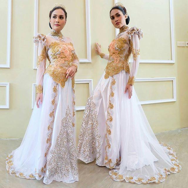 Jual Model Kebaya Baju Pengantin Kebaya Modern Kebaya Muslim Gaun P Kota Surakarta Kebaya Modern Murah Tokopedia