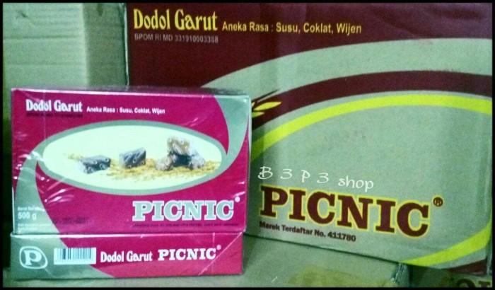 harga Dodol Garut Picnic 500 Gr Tokopedia.com