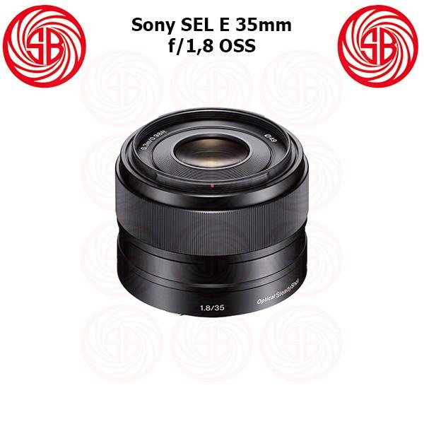 harga Lensa sony sel 35 mm f18 ; sony lens sel 35mm f 18 ; sel35f18 e oss Tokopedia.com