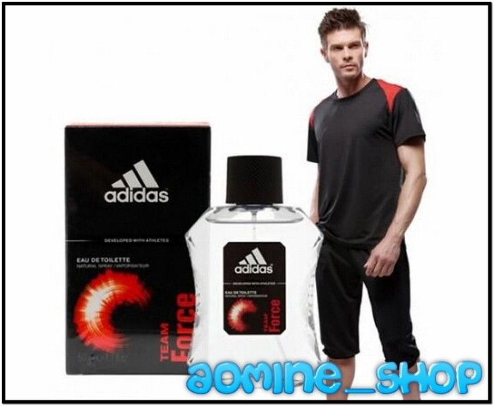 Jual Adidas Parfum Team Force Man Original 100ml Asli Impo Diskon