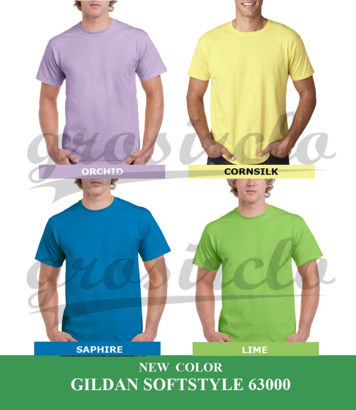 d09324a6 Jual Kaos Polos Fruit Of The Loom Soft Premium Murah Original ...