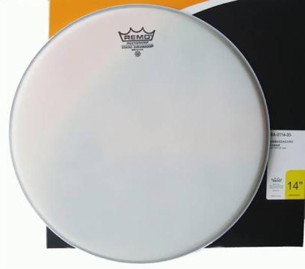harga Remo ambassador coated 14  drum head Tokopedia.com