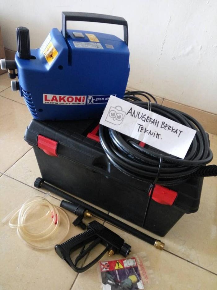 Jual Lakoni Starwash mesin cuci AC jet cleaner steam stim
