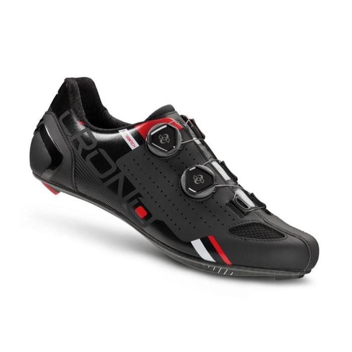harga Sepatu sepeda balap crono cr2 road - black Tokopedia.com