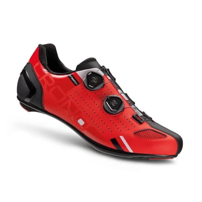 harga Sepatu sepeda balap crono cr2 road - red Tokopedia.com