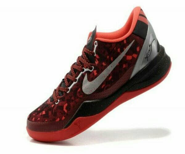 Jual Sepatu Basket Nike Kobe 8 Red Snake Jakarta Barat