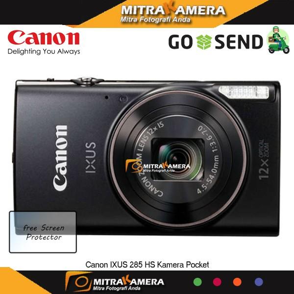 harga Canon digital ixus 285 hs Tokopedia.com