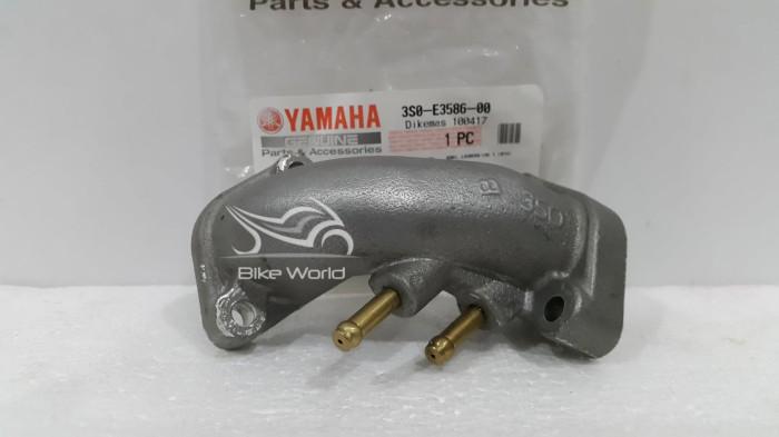 harga Intake vega r new, jupiter z 3s0-e3586 yamaha genuine parts Tokopedia.com