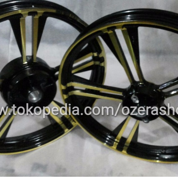 harga Velg racing sport stage utk motor yamaha mx. jup z, vegazr Tokopedia.com