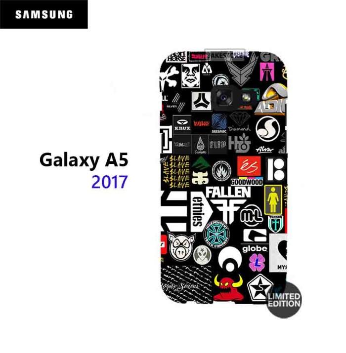 harga Case samsung a5 2017 a520 skateboard sticker casing hardcase cover Tokopedia.com